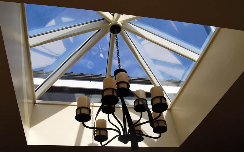 Roof Lantern by Quayside
